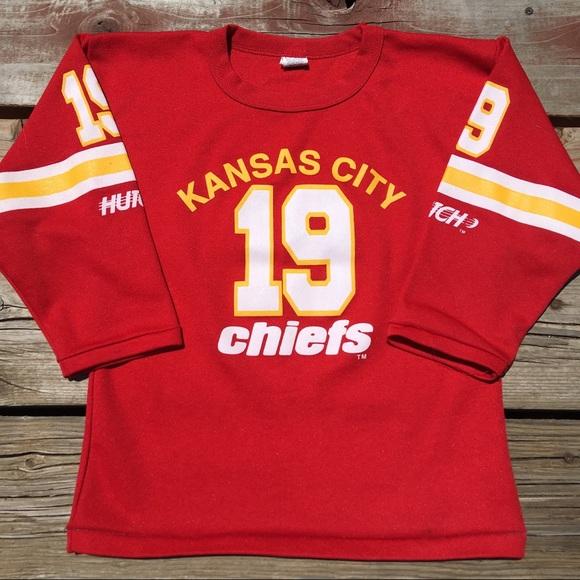 low priced 05f1b d95b6 Vintage KC Chiefs Joe Montana Jersey